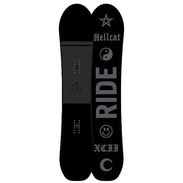 Ride Hellcat Womens Snowboard, 147cm, 600