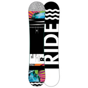 Ride Rapture Womens Snowboard 2017, 143cm, medium