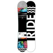Ride Rapture Womens Snowboard 2017, 151cm, medium