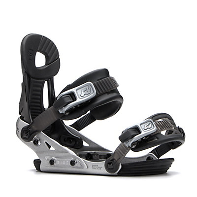 Ride Phenom Kids Snowboard Bindings, Black, viewer