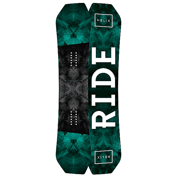 Ride Lil Helix Boys Snowboard, 138cm, 600
