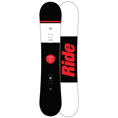 Ride Agenda Wide Snowboard 2017, 157cm Wide, viewer
