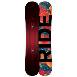 Ride Saturday Womens Snowboard, 142cm, 256