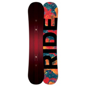 Ride Saturday Womens Snowboard 2017, 146cm, medium