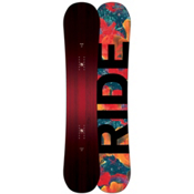 Ride Saturday Womens Snowboard 2017, 154cm, medium