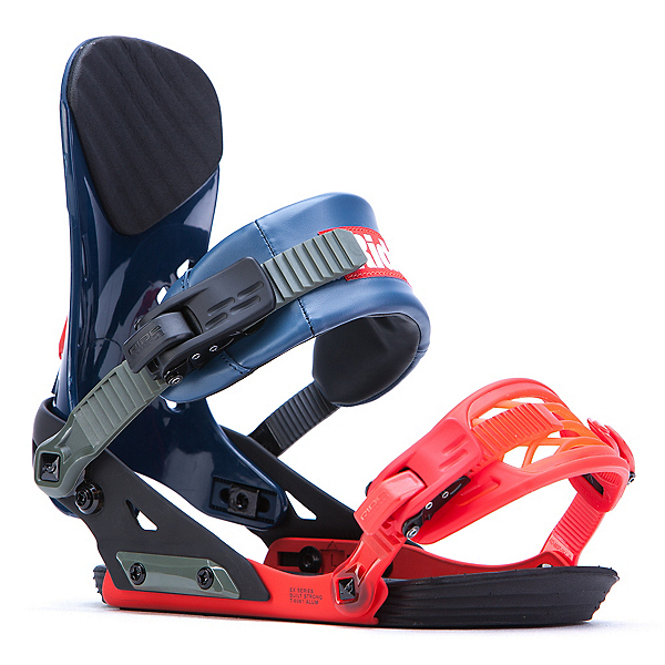 Ride EX Snowboard Bindings 2017, Multi, 600