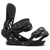 Ride EX Snowboard Bindings 2017, Black, medium