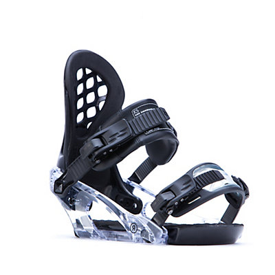 Ride KS Womens Snowboard Bindings 2017, Emerald, viewer