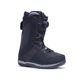Ride Sage Womens Snowboard Boots, Black, 256