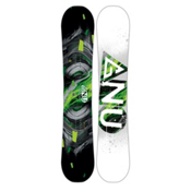 Gnu Carbon Credit Asym BTX Snowboard 2017, 153cm, medium