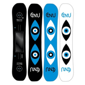 Gnu Space Case XC2 BTX Snowboard 2017, , medium