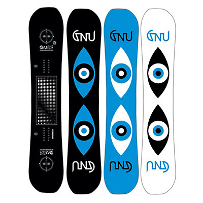 Gnu Space Case XC2 BTX Snowboard 2017, , viewer