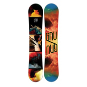 Gnu Metal Gnuru EC2 BTX Snowboard 2017, , medium