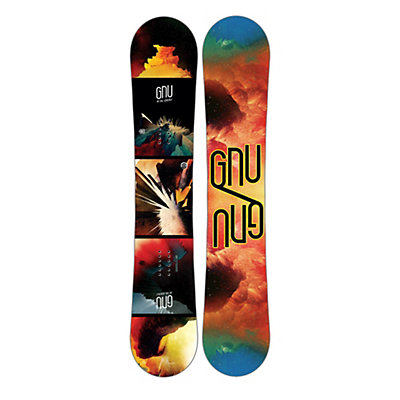 Gnu Metal Gnuru EC2 BTX Snowboard 2017, , viewer