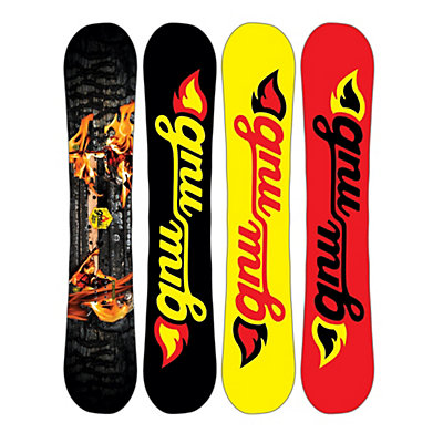 Gnu Riders Choice C2 BTX Snowboard, , viewer