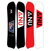Gnu Zoid DEC2 BTX Snowboard 2017, Regular, medium