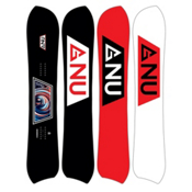 Gnu Zoid DEC2 BTX Snowboard, Goofy, medium