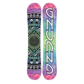 Gnu Ladies Choice C2 BTX Womens Snowboard 2017, , medium