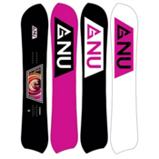 Gnu Zoid DEC2 BTX Womens Snowboard 2017, , medium