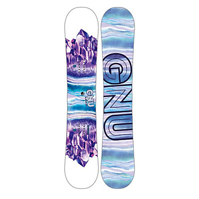 Gnu B-Nice Asym BTX Womens Snowboard, , viewer