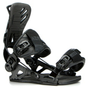 Gnu Freedom Snowboard Bindings 2017, Black, medium