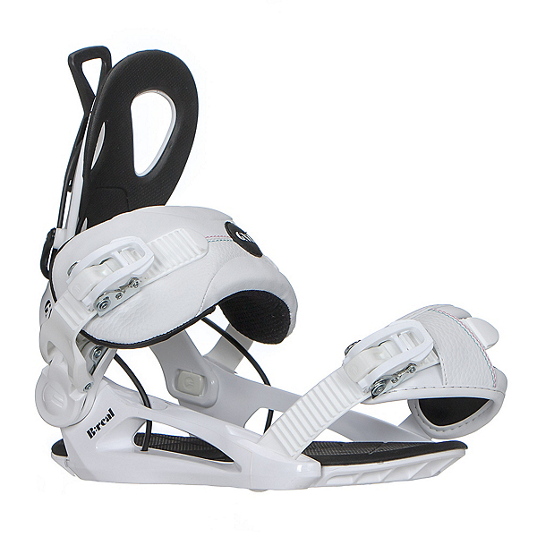 Gnu B-Real Womens Snowboard Bindings 2017, , 600
