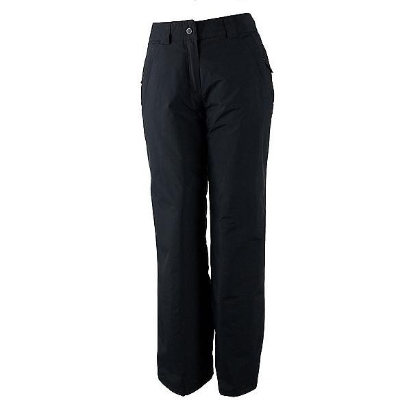 Obermeyer Keystone Short Womens Ski Pants, Black, 600