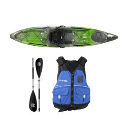 Wilderness Systems Tarpon 120 Sonar Kayak - Deluxe Package, , 256