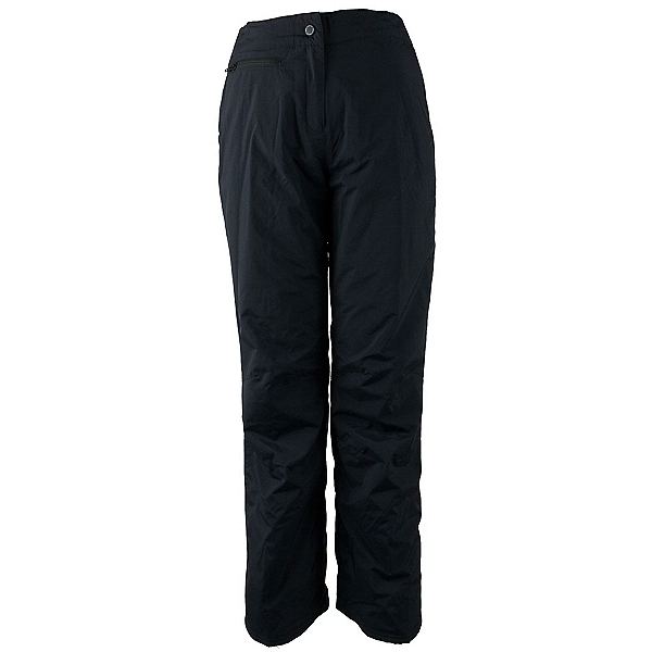 Obermeyer Sugarbush Stretch Short Womens Ski Pants, Black, 600