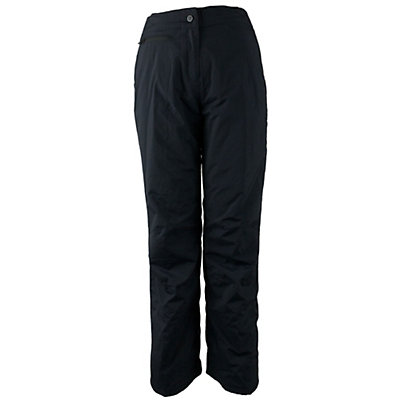 Obermeyer Sugarbush Stretch Womens Ski Pants, Black, viewer
