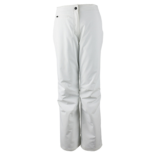 Obermeyer Sugarbush Stretch Womens Ski Pants, White, 600