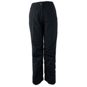 Obermeyer Sugarbush Stretch Long Womens Ski Pants, Black, medium