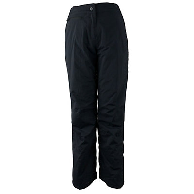 Obermeyer Sugarbush Stretch Long Womens Ski Pants, Black, viewer