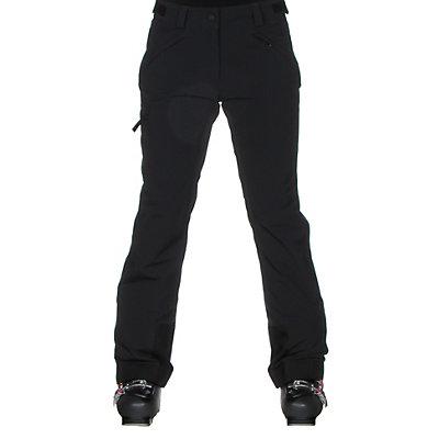 Obermeyer Alpinista Womens Ski Pants, Black, viewer