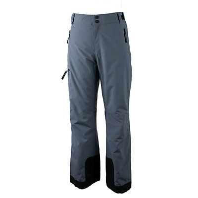 Obermeyer Alpinist Short Mens Ski Pants, Ebony, viewer