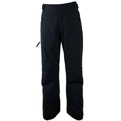 Obermeyer Alpinist Short Mens Ski Pants, Ebony, viewer