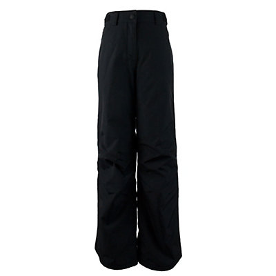 Obermeyer Jamie Jean Girls Ski Pants, Black, viewer