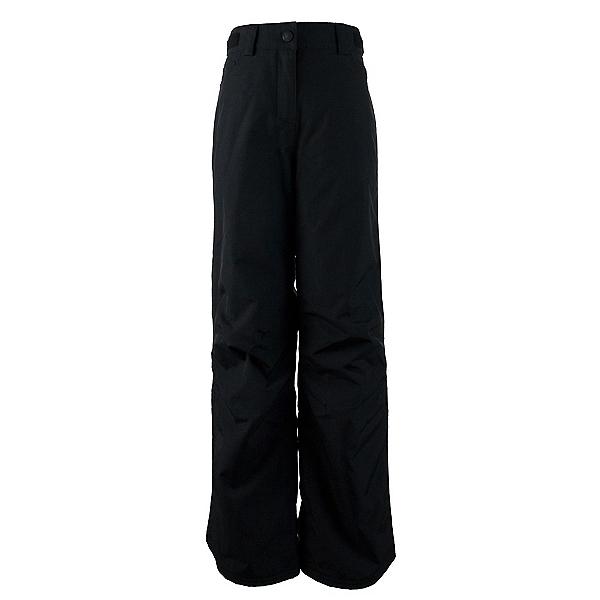 Obermeyer Jamie Jean Teen Girls Ski Pants, Black, 600