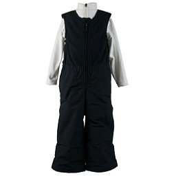 Obermeyer Outer Limits Toddler Boys Bib, Black, 256