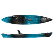 Wilderness Systems Ride 135 Fishing Kayak, Midnight, medium