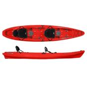 Wilderness Systems Tarpon 135 Tandem Kayak 2016, Red, medium