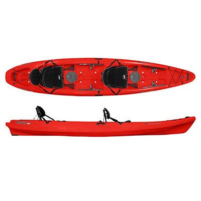 Wilderness Systems Tarpon 135 Tandem Kayak 2016, Red, viewer