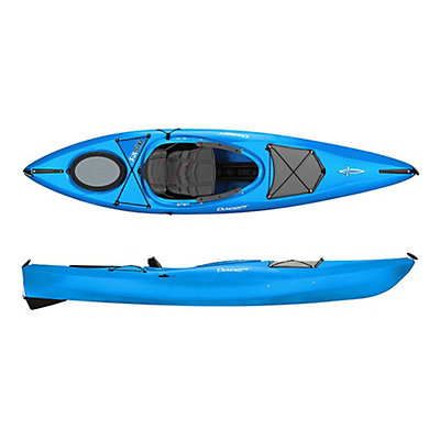 Dagger Axis 10.5 Recreational Kayak 2017, Lime, viewer
