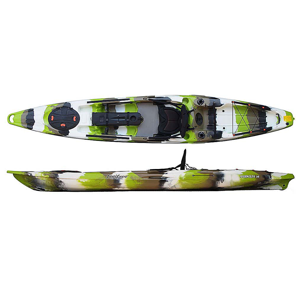 Feelfree moken 14 fishing kayak 2017 ebay for New fishing kayaks 2017