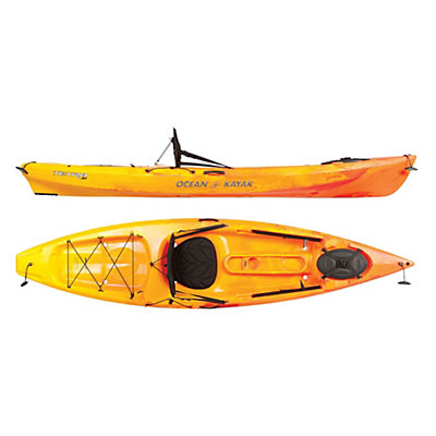 Ocean Kayak Tetra 10 Recreational Kayak 2016, Sunrise, viewer