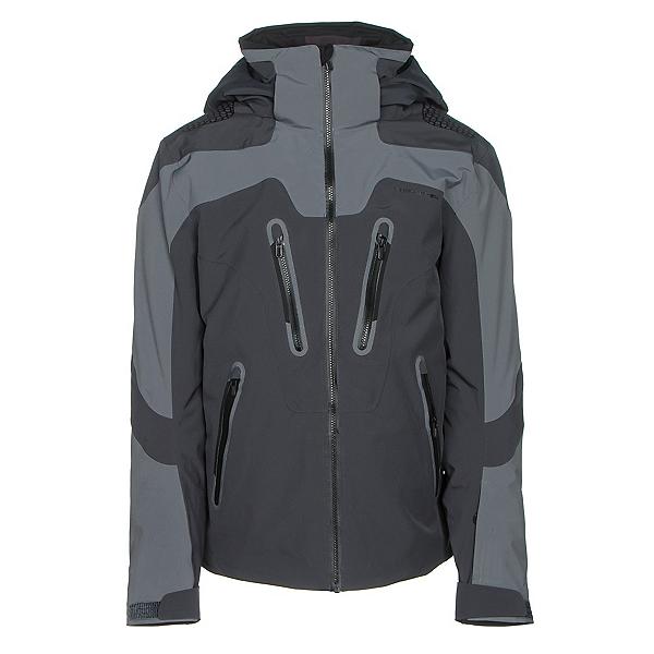 Obermeyer Spartan Mens Insulated Ski Jacket, Graphite, 600