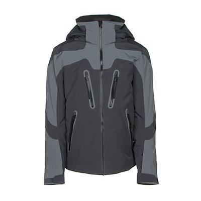 Obermeyer Spartan Mens Insulated Ski Jacket, Graphite, viewer