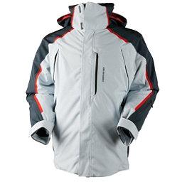 Obermeyer Charger Mens Insulated Ski Jacket, Vapor, 256