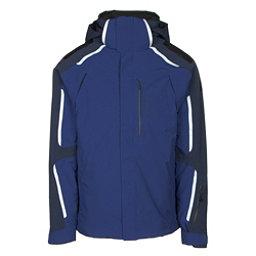 Obermeyer Charger Mens Insulated Ski Jacket, Dusk, 256