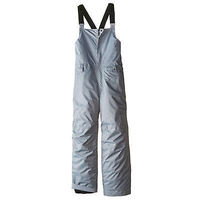 686 Cornice Insulated Bib Kids Snowboard Pants, Army Cubist Camo, viewer